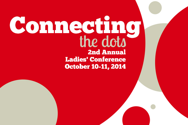 TBC Ladies Ministry - Connecting the dots